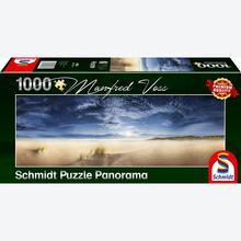 Jigsaw puzzle 1000 pcs - Infinite Vastness, Sylt, Manfred Voss (by Schmidt)