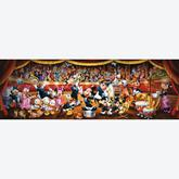 Jigsaw puzzle 1000 pcs - Disney Orchestra - Panorama Puzzle - Disney (by Clementoni)