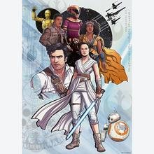 Jigsaw puzzle 1000 pcs - Star Wars - The Rise of Skywalker - Star Wars (by Ravensburger)
