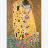 Jigsaw puzzle 1000 pcs - Klimt - The Kiss - Museum Collection - Klimt (by Clementoni)