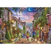 Jigsaw puzzle 1000 pcs - Steve Crisp - Mermaid Street, Rye - Steve Crisp (by Gibsons)