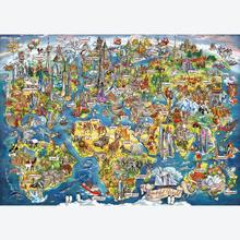 Jigsaw puzzle 1000 pcs - Maria Rabinky - Wonderful World (by Gibsons)