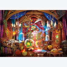 Jigsaw puzzle 1500 pcs - Wizards Workshop - High Quality Collection (by Clementoni)