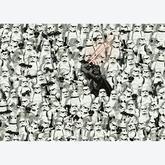 Jigsaw puzzle 1000 pcs - Star Wars Challenge - Star Wars (by Ravensburger)