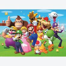 Jigsaw puzzle 1000 pcs - Super Mario (by Ravensburger)