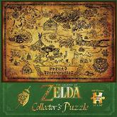 Jigsaw puzzle 550 pcs - The Legend of Zelda Hyrule Map Collector's Puzzle (by USAopoly)