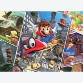 Jigsaw puzzle 1000 pcs - Super Mario Odyssey Snapshots (by USAopoly)