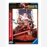 1000 pcs - Star Wars The Rise of Skywalker - Star Wars (by Ravensburger)