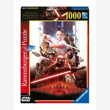 Jigsaw puzzle 1000 pcs - Star Wars The Rise of Skywalker - Star Wars (by Ravensburger)