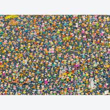 Jigsaw puzzle 1000 pcs - Impossible Mordillo - Mordillo (by Clementoni)