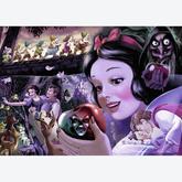 Jigsaw puzzle 1000 pcs - Disney Princess Heroines  Nr 1, Snow White - Disney (by Ravensburger)