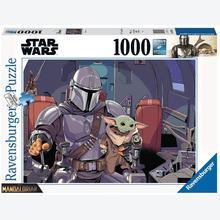 Jigsaw puzzle 1000 pcs - Star Wars The Mandalorian - Star Wars (by Ravensburger)