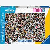 Jigsaw puzzle 1000 pcs - Mickey Mouse (by Ravensburger)