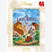 Jigsaw puzzle 1000 pcs - Disney Classic Collection The Lion King - Disney (by Jumbo)