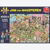 Jigsaw puzzle 1000 pcs - Pop Festival - Jan van Haasteren (by Jumbo)