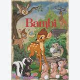 Jigsaw puzzle 1000 pcs - Disney Classic Collection Bambi - Disney (by Jumbo)