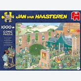 Jigsaw puzzle 1000 pcs - The Art Market - Jan van Haasteren (by Jumbo)