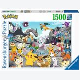 Jigsaw puzzle 1500 pcs - Pokemon Classics - Pokémon (by Ravensburger)