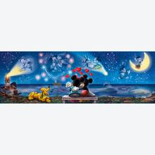 Jigsaw puzzle 1000 pcs - Mickey and Minnie Mouse - Disney (by Clementoni)