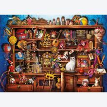 Jigsaw puzzle 1000 pcs - Ye Old Shoppe (by Clementoni)