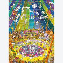 Jigsaw puzzle 1000 pcs - Mordillo - The Show (by Clementoni)