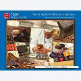 Jigsaw puzzle 1000 pcs - Belgian Pralines - Made in Belgium (by Jumbo)