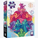 Jigsaw puzzle 1000 pcs - Critical Role Vox Machina (by USAopoly)