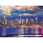 Jigsaw puzzle 500 pcs - Skyline New York (by Ravensburger)