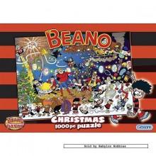 Jigsaw puzzle 1000 pcs - The Beano Christmas - Cartoon (by Gibsons)