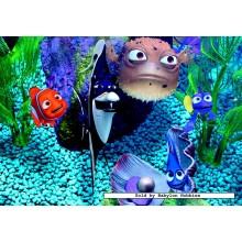 Jigsaw puzzle 100 pcs - Finding Nemo - Disney (by Jumbo)
