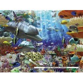 Jigsaw puzzle 3000 pcs - Oceanic Wonders - Original (by Ravensburger)
