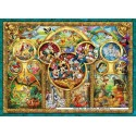 1000 pcs - The Best Disney Themes - Original (by Ravensburger)