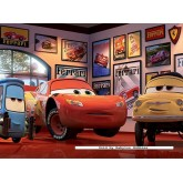 Jigsaw puzzle 200 pcs - Cars: Lightning McQueen - Disney (by Ravensburger)