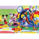 125 pcs - Mickey's Party - Disney (by Ravensburger)