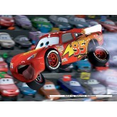 Jigsaw puzzle 100 pcs - Cars  Everywhere! - XXL (by Ravensburger)