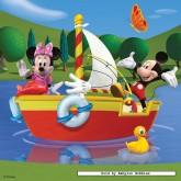 49 pcs - Everyone Loves Mickey - Disney (by Ravensburger)