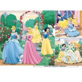49 pcs - Princess dreams - Disney (by Ravensburger)