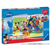 20 pcs - Mickey Minnie & Friends - Disney (by Ravensburger)