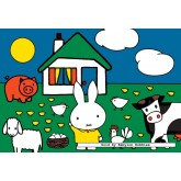 20 pcs - Miffy with the Animals - Miffy (by Ravensburger)