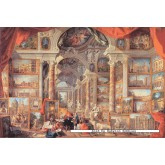 Jigsaw puzzle 5000 pcs - Views of Modern Rome - Original (by Ravensburger)