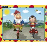 Jigsaw puzzle 35 pcs - Noddy on the bike (by Nathan)