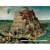 Jigsaw puzzle 5000 pcs - Brueghel the Elder: The Tower of Babel - Original (by Ravensburger)