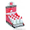 1000 pcs - 1 Bottle of Jigsaw Puzzle Glue for 2000 pieces - Accessories (by Jumbo)