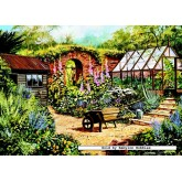 Jigsaw puzzle 1000 pcs - Country Garden - Falcon (by Jumbo)
