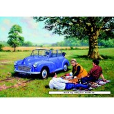Jigsaw puzzle 500 pcs - 2x500 Summertime Drives - Falcon (by Jumbo)
