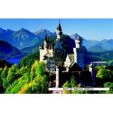 Jigsaw puzzle 1500 pcs - Neuschwanstein Castle (by Jumbo)