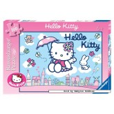 Jigsaw puzzle 100 pcs - Hello Kitty - Hello Kitty (by Ravensburger)
