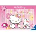 100 pcs - Hello Kitty - Hello Kitty (by Ravensburger)