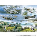 1000 pcs - Their Finest Hour - Geoff Nutkins (by Gibsons)