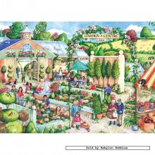 Jigsaw puzzle 500 pcs - Gardeners' Delight - Debbie Cook (by Gibsons)